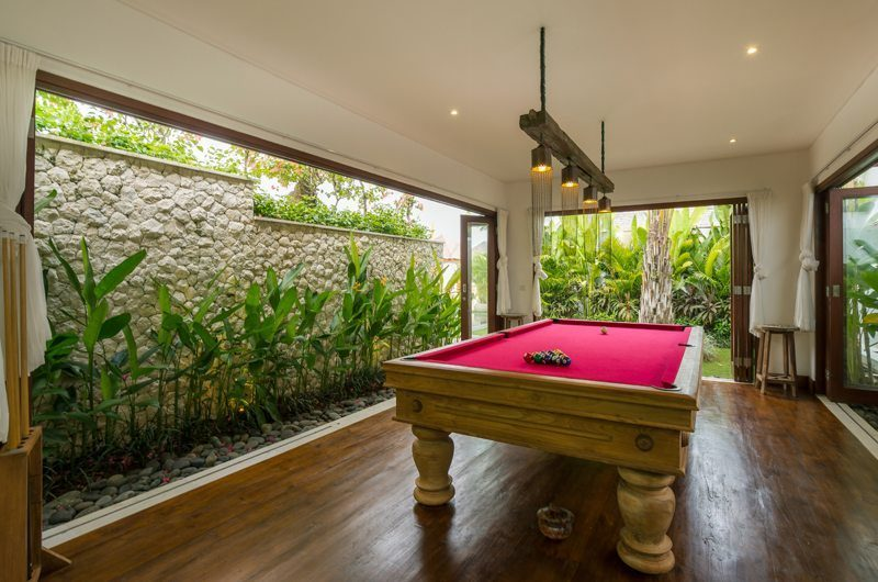 Villa Naty Pool Table | Umalas, Bali