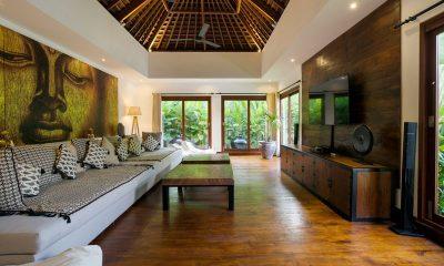 Villa Naty Media Room | Umalas, Bali