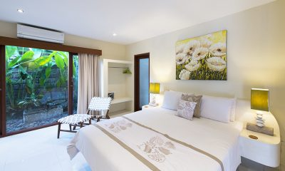 Villa Rinca Anyar Estate Bedroom with Garden View | Umalas, Bali