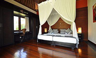Villa Sasoon Guest Bedroom Front View | Candidasa, Bali