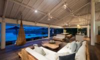 Villa Tranquilla Open Plan Living Room   Nusa Lembongan, Bali