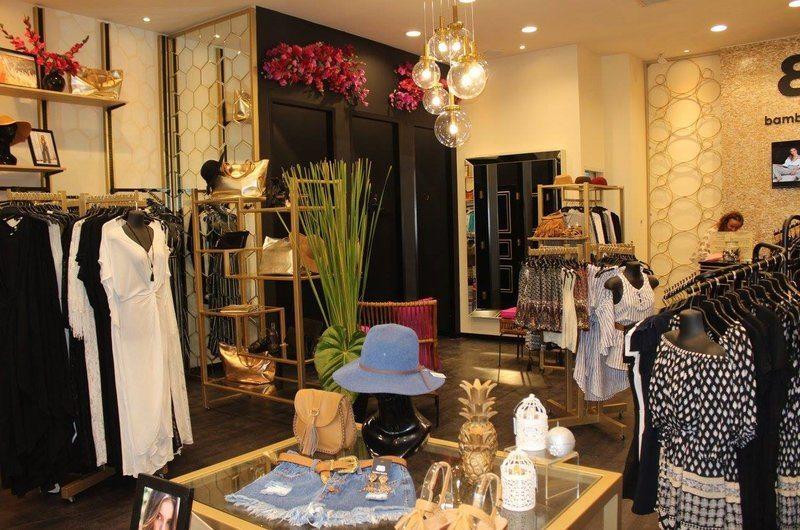Bamboo Blonde Shopping Bali