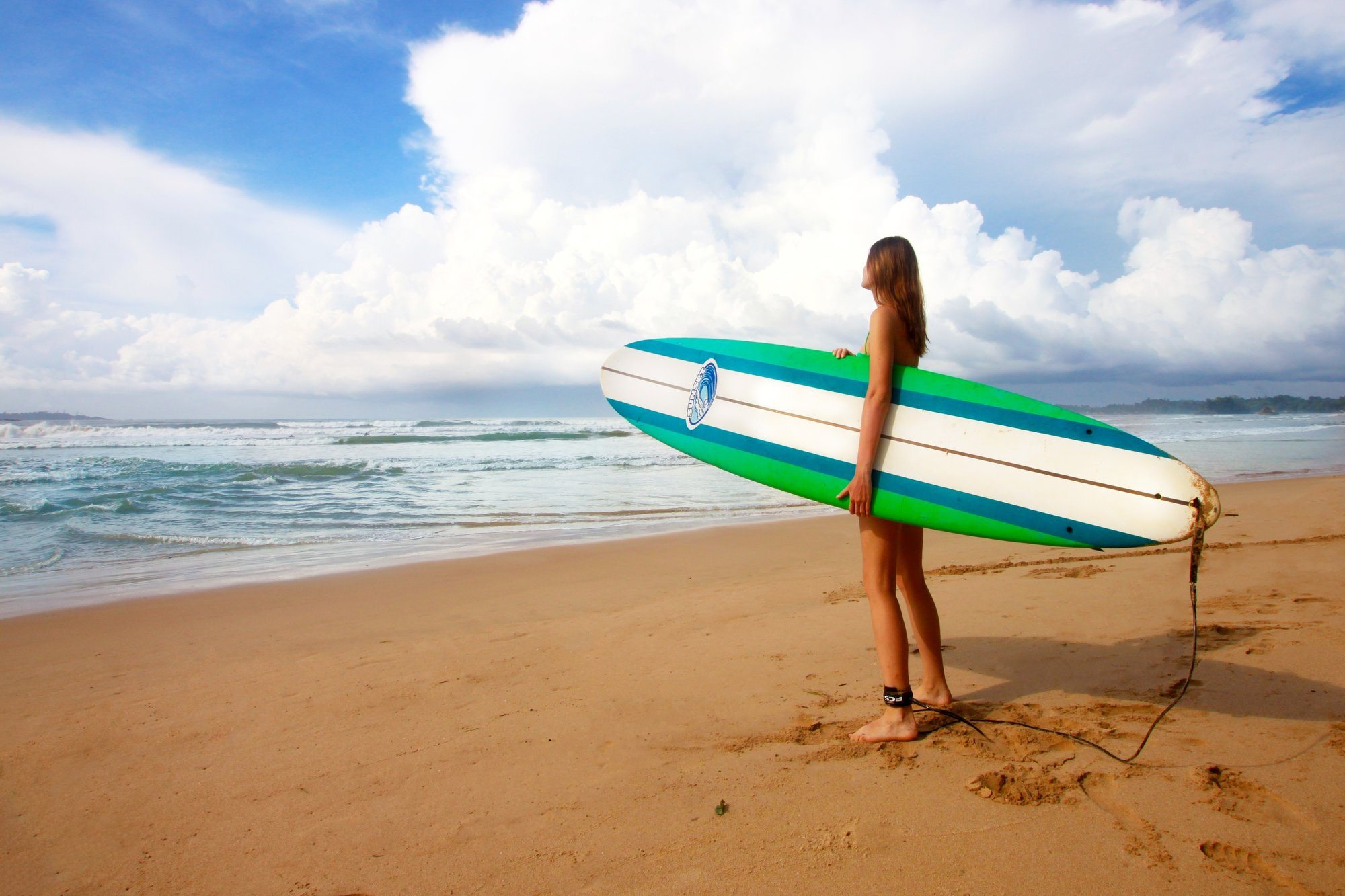 Beginner-Friendly Surf Spots in Bali