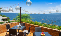 Pure Shores Villa Outdoor Dining | Anda, Bohol