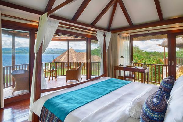 Pure Shores Villa Master Bedroom | Anda, Bohol