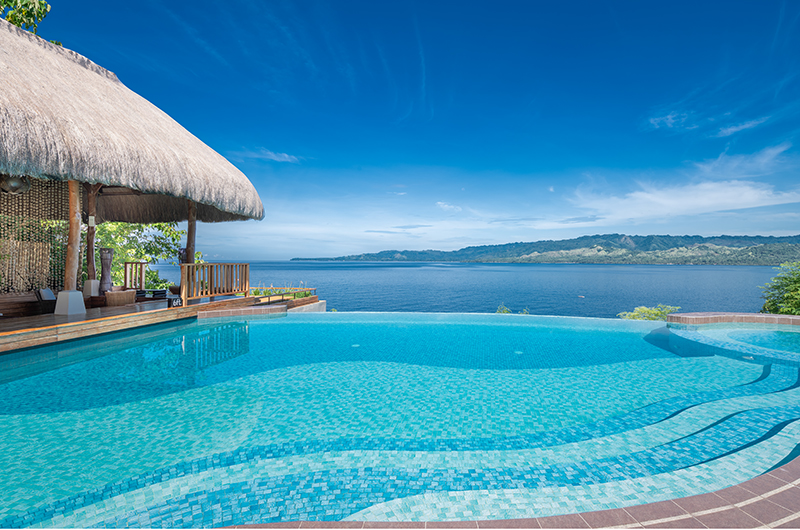 Pure Shores Villa Pool with Ocean's View | Anda, Bohol