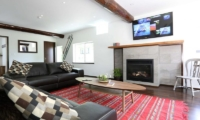Hakuba Slopeside Chalet Living Room | Hakuba, Nagano