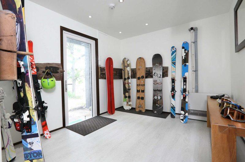 Hakuba Slopeside Chalet Ski Room | Hakuba, Nagano