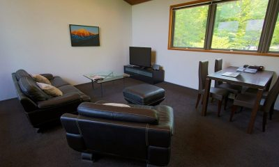 Phoenix Chalets 2br Living And Dining Room | Hakuba, Nagano