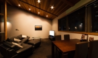 Phoenix Chalets 2br Living Area | Hakuba, Nagano