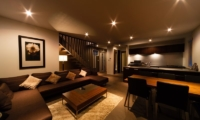Phoenix Chalets 3br Living And Dining Room | Hakuba, Nagano