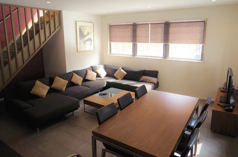 Phoenix Chalets 3br Living Area | Hakuba, Nagano