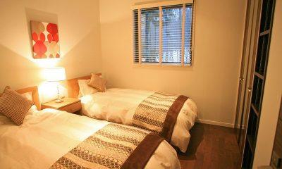 Phoenix Chalets 3br Twin Bedroom | Hakuba, Nagano