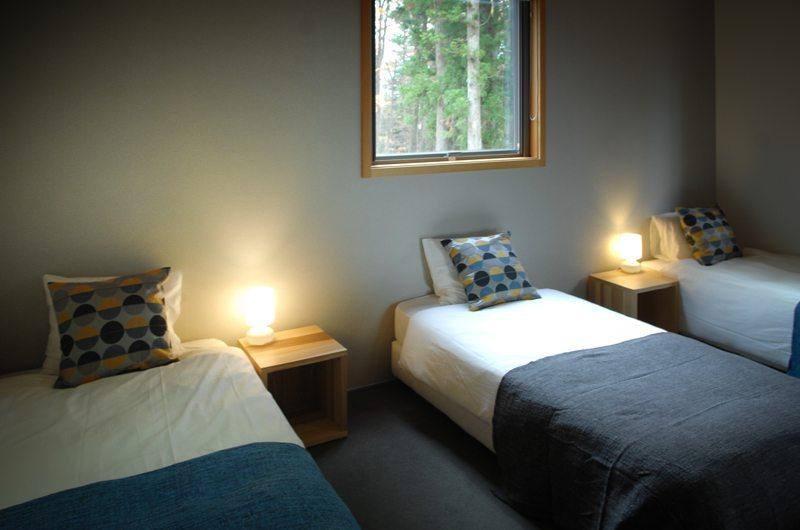 Phoenix Cocoon Guest Bedroom | Hakuba, Nagano