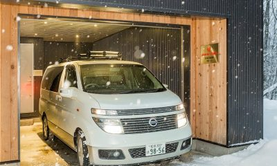 Phoenix Cocoon Parking | Hakuba, Nagano