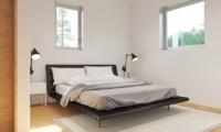 Solar Chalets Bedroom | Hakuba, Nagano
