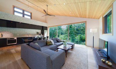 Solar Chalets Living Pavilion | Hakuba, Nagano
