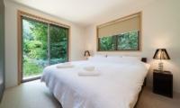 Solar Chalets Guest Bedroom   Hakuba, Nagano