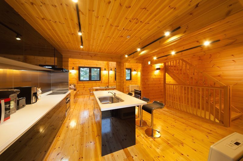 Wadano Woods Kitchen | Hakuba, Nagano