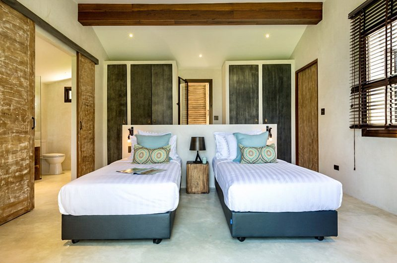 Koh Koon Twin Bedroom | Koh Samui, Thailand