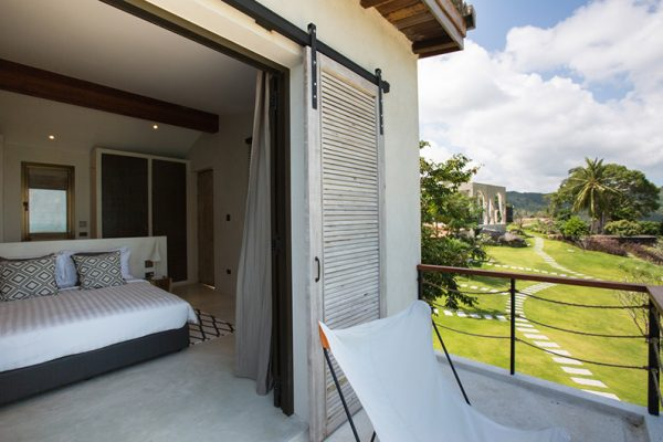 Koh Koon Bedroom with Balcony | Koh Samui, Thailand