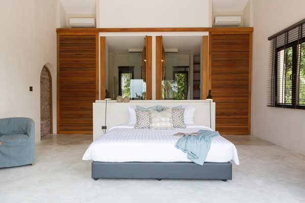 Koh Koon Bedroom One with Seating | Koh Samui, Thailand