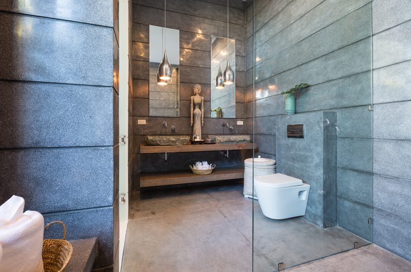Villa Pavana Guest Bathroom | Koh Samui, Thailand