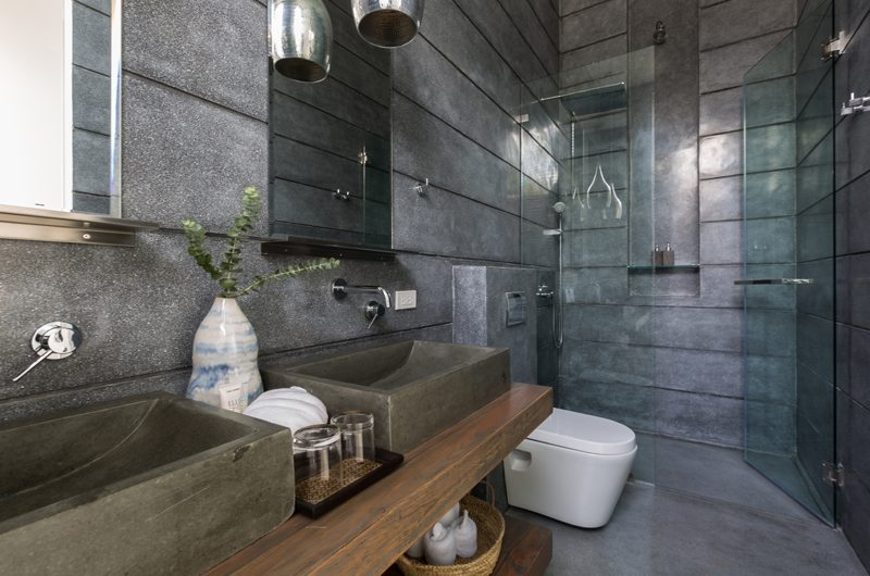 Villa Pavana Master Bathroom | Koh Samui, Thailand
