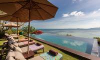 Villa Samudra Sun Decks with Ocean Views | Koh Samui, Thailand
