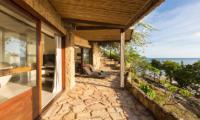 Villa Samudra Master Bedroom Balcony | Koh Samui, Thailand
