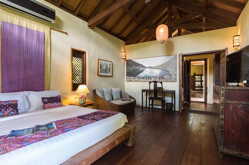 Villa Samudra Bedroom Three Area | Koh Samui, Thailand