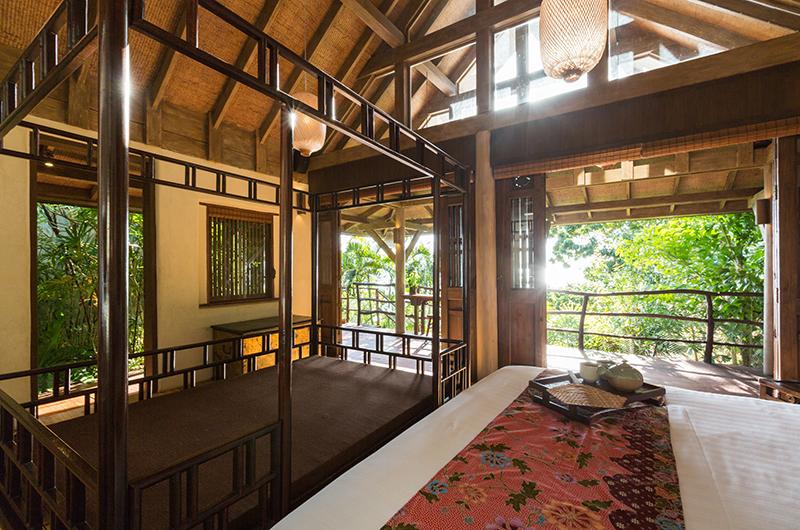 Villa Samudra Octagonal Master Bedroom | Koh Samui, Thailand