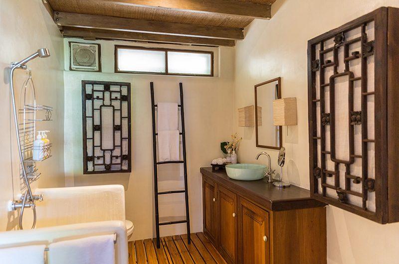 Villa Samudra Octagonal Bathroom | Koh Samui, Thailand