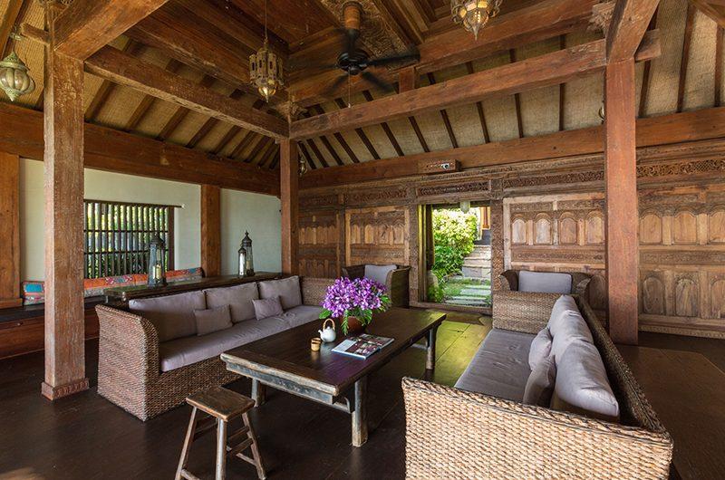 Villa Samudra Open Plan Living Area | Koh Samui, Thailand