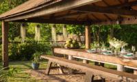 Villa Samudra Dining Table | Koh Samui, Thailand