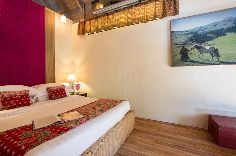 Villa Samudra Octagonal Bedroom with Seating | Koh Samui, Thailand