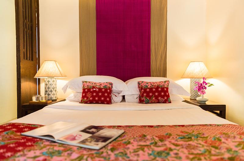 Villa Samudra Octagonal Bedroom Side | Koh Samui, Thailand