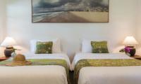 Villa Samudra Twin Bedroom | Koh Samui, Thailand
