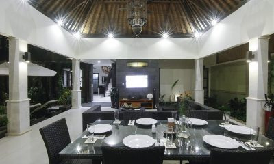 Gili Pearl Villa Dining Area | Gili Trawangan, Lombok