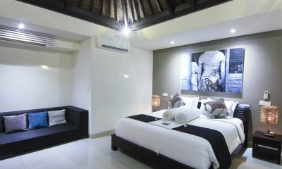 Gili Pearl Villa Bedroom Two Side View | Gili Trawangan, Lombok