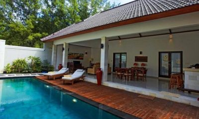 Kokomo Resort Swimming Pool | Gili Trawangan, Lombok
