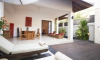 Kokomo Resort Outdoor Area   Gili Trawangan, Lombok