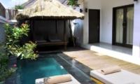 Kokomo Resort Pool Side   Gili Trawangan, Lombok
