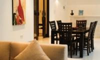 Kokomo Resort Dining Area   Gili Trawangan, Lombok
