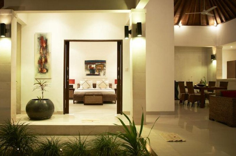 Kokomo Resort Indoor Living Area | Gili Trawangan, Lombok