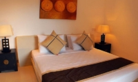 Kokomo Resort Bedroom Two   Gili Trawangan, Lombok