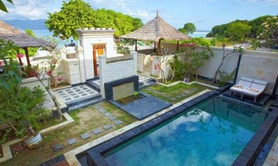 Kokomo Resort Bird's Eye View | Gili Trawangan, Lombok