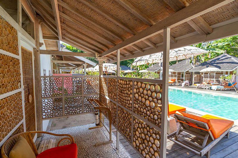 Les Villas Ottalia Gili Meno Sun Decks | Gili Meno, Lombok