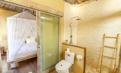 Les Villas Ottalia Gili Meno Bathroom with Shower | Gili Meno, Lombok