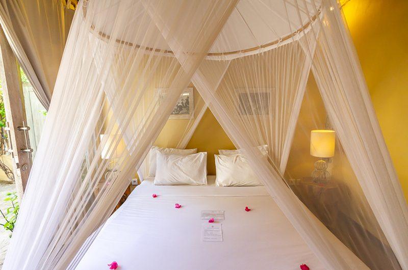 Les Villas Ottalia Gili Meno Bedroom Area | Gili Meno, Lombok